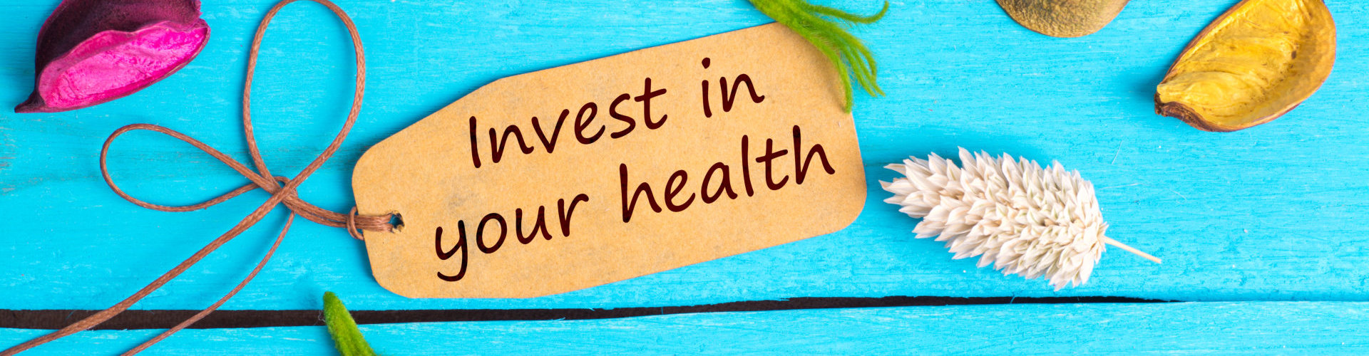 invest on your health